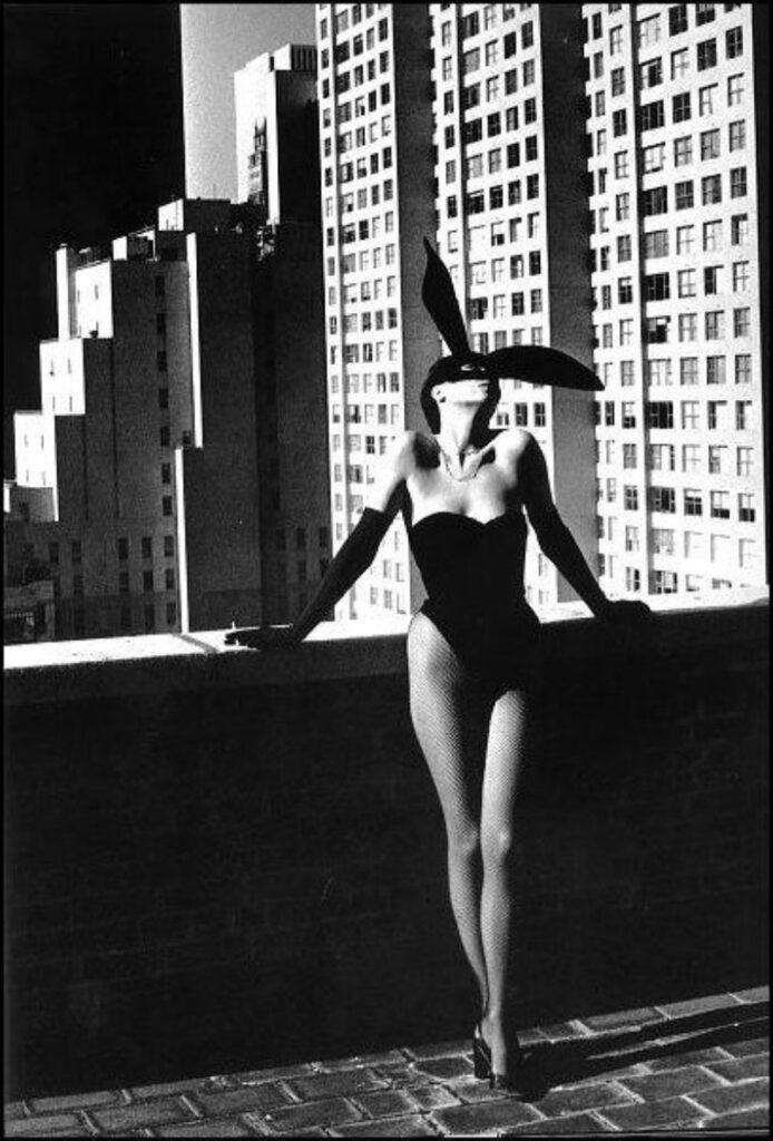 éditorial de Vogue, Helmut Newton