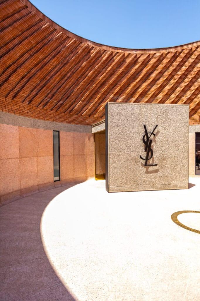 Museo Yves Saint Laurent a Marrakech