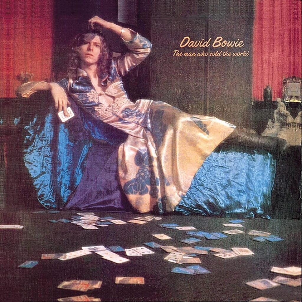 """""""The Man Who Sold The World"""" David bowie"""