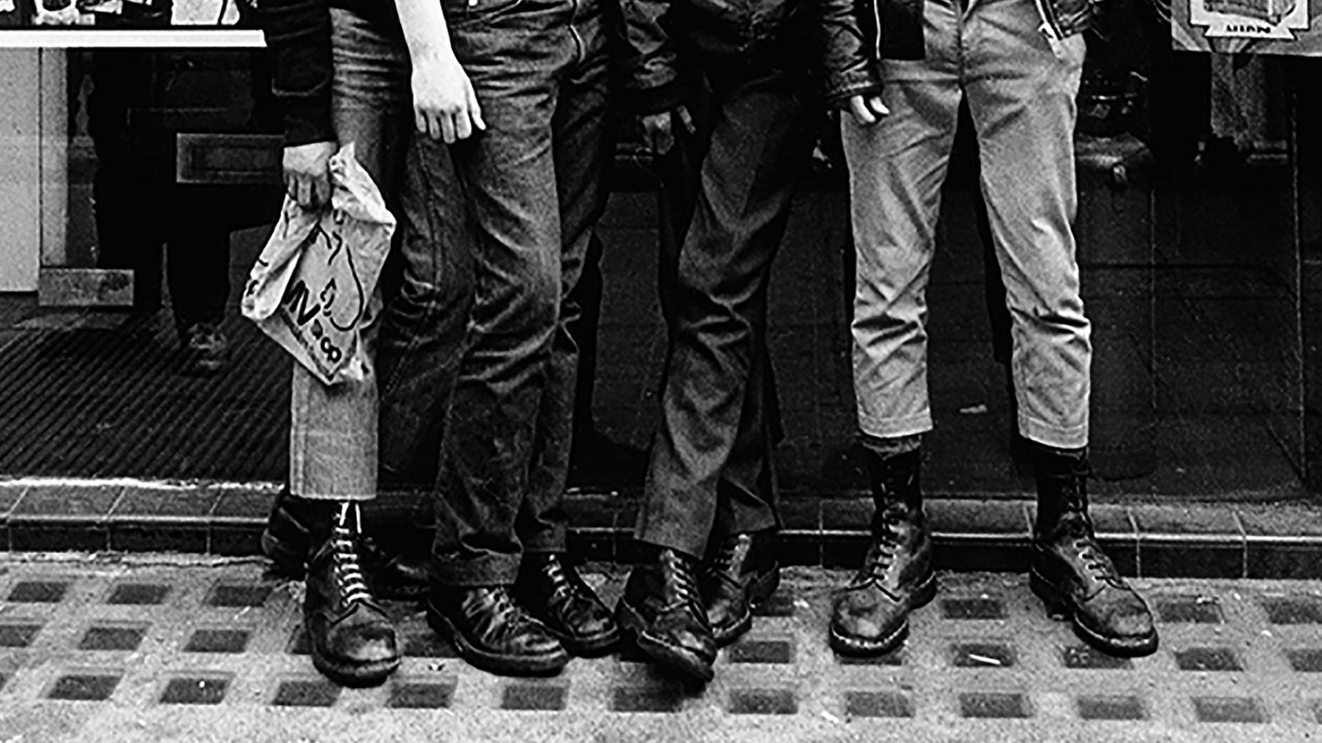 combat boots stile punk