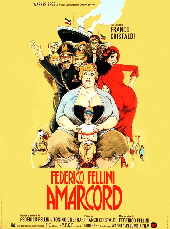 Amarcord - Federico Fellini