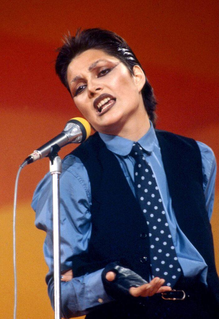 Anna Oxa Festival di Sanremo 1978