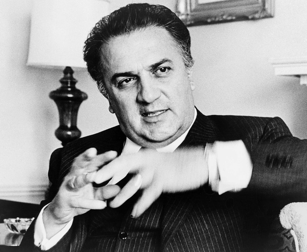 Federico Fellini regista