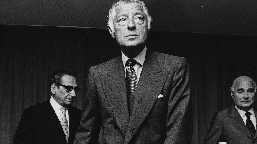 Giannli Agnelli l'Avvocato
