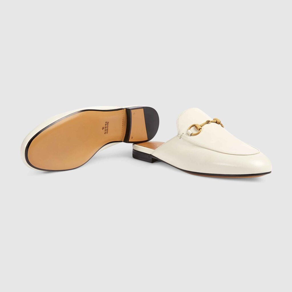 slippers gucci princetown