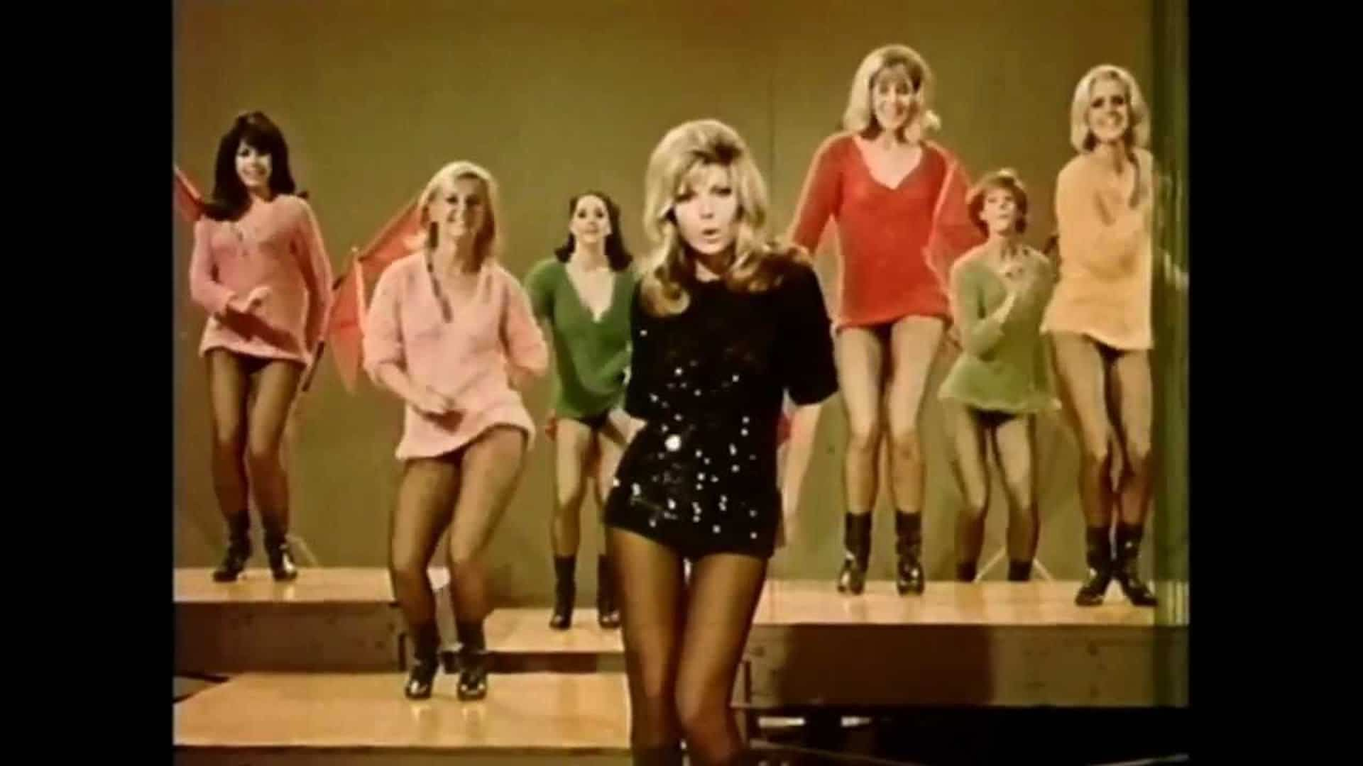 These boots are made for walking - Nancy Sinatra